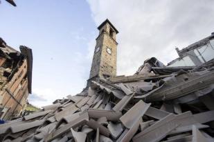 Hari Berkabung Nasional di Italia untuk Korban Gempa