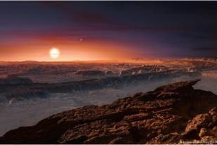 Ilmuwan Temukan Planet Batuan di Dekat Bumi