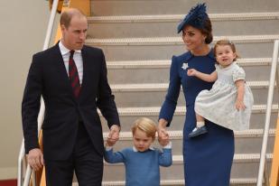 Pangeran William dan Kate Gelar Lawatan ke Kanada