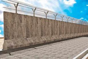Turki Bangun Tembok 900 Kilometer di Perbatasan dengan Suriah
