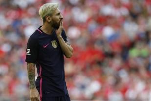 Sumbangan Kaus Messi untuk Mantan Pemain Inggris