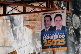 Kristen Injili Diramalkan Menang Besar di Pemilu Brasil