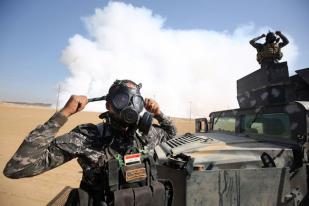 Irak Bantah Turki Ambil Bagian di Operasi Militer Mosul