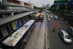 Park and Ride Akan Dibangun di Kawasan Thamrin