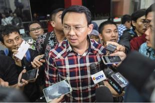 Ratusan Massa di Lampung Tuntut Ahok Diadili