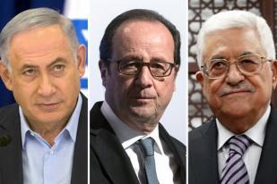 PM Israel Tolak Bertemu Presiden Palestina di Paris