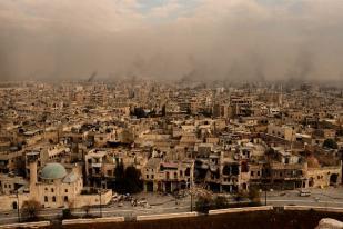 Menlu AS dan Rusia Gelar Perundingan Baru Soal Aleppo