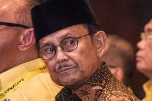 PPI Belanda Berdialog dengan Prof Habibie