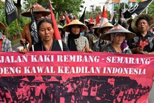 KPA: Ganjar Bermain Dua Kaki di Rembang