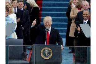 Teks Lengkap Pidato Inaugurasi Donald Trump