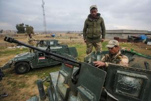 PM Irak Umumkan Operasi di Mosul Barat