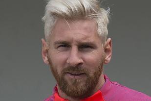 Messi Promosikan Perawatan Hepatitis C di Mesir