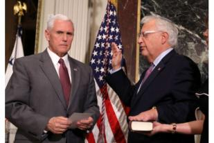 David Friedman Resmi Jadi Dubes AS untuk Israel