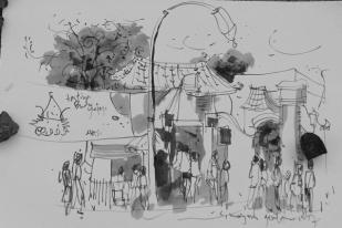 Ruwahan Apeman Malioboro 2017: Manunggaling Kawula-Gusti