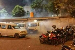 Tiga Polisi Gugur Dalam Ledakan Bom di Kampung Melayu
