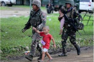 Detik-detik ISIS Sandera Pastor dan Bakar Katedral Filipina