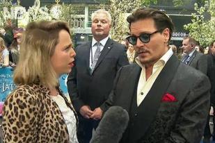 Johnny Depp Lontarkan Guyonan Membunuh Presiden