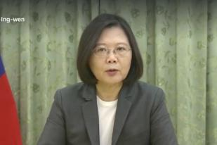 Presiden Taiwan Ucapkan Selamat Idul Fitri dengan Bahasa Indonesia