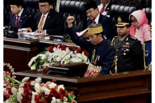 Profil Jhonny Isir, Putra Papua Ajudan Presiden Jokowi