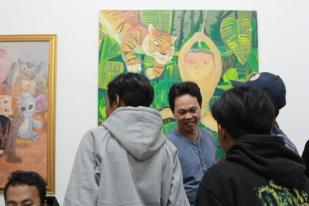 "Pameran ""Banyol is Me"" di Miracle Prints"