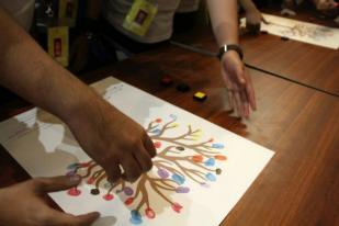 Deklarasi Anti Narkoba dan Anti Rokok Maba Kampus Maranatha