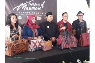 "Warnatasku Usung ""Treasure of Maumere"" dalam Tur Eropa"