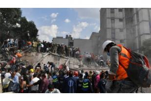 Korban Meninggal Gempa Meksiko Sudah Capai 110 Orang