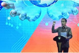 Presiden Jokowi Khawatir Dibilang Narsis di Media Sosial