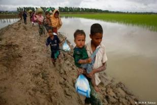 UNICEF: Anak-anak Rohingya Bagai Hidup di Neraka