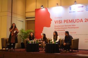 Visi Pemuda 2030: Kesetaraan Gender dan Pemberdayaan Perempuan