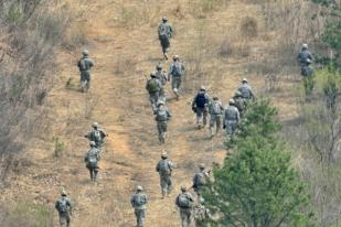 Korea Utara Tolak Berunding karena Latihan Militer Korsel-AS