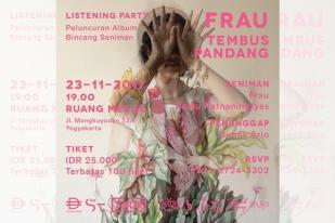 "Frau Rilis Mini Album ""Tembus Pandang"""