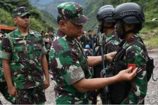 Warga Papua Sambut Dingin Heroisme TNI-Polri di Tembagapura