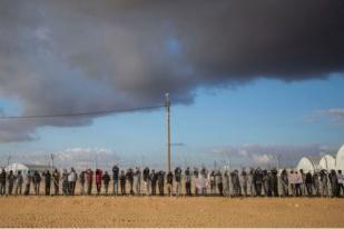 40.000 Migran Afrika Akan Dideportasi Israel