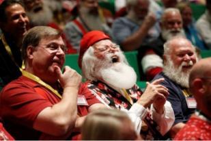 Sekolah Santa Klaus Tertua di Dunia Rayakan HUT ke-80
