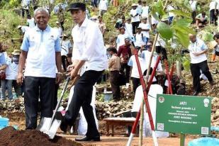 Warga Pacitan Bandingkan Pengamanan Presiden Jokowi dan SBY
