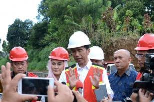 Saran Presiden Jokowi Atasi Banjir di Jakarta