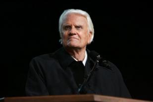 Pendeta Billy Graham Meninggal