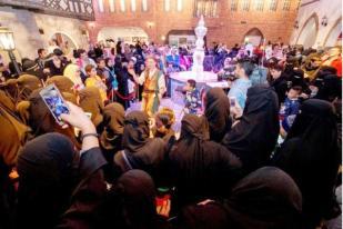 Arab Saudi Siapkan Rp875 T untuk Kembangkan Sektor Hiburan