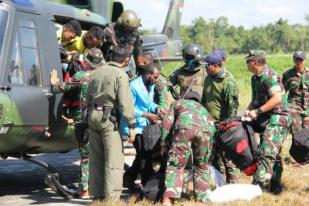Lima Guru Korban Kelompok Kriminal Separatis di Papua Belum Dievakuasi