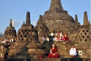 Pusat Meditasi dan Yoga Akan Dibangun di Borobudur