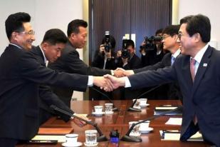Korut-Korsel Setuju Pawai Bersama di Asian Games