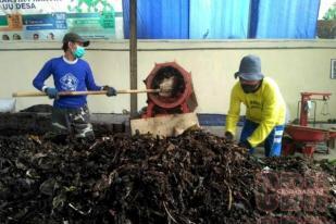 Laskar Hijau Kembangkan Pengolahan Sampah dengan Cacing