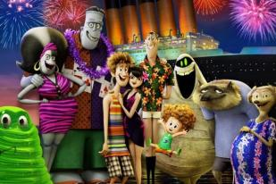"Film Animasi ""Hotel Transylvania 3"" di Posisi Pertama Box Office AS"