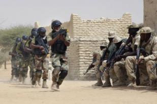 Pastor Asal Italia Diculik di Niger