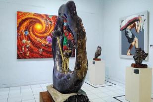 """Pameran Seni Rupa """"Batu Bertutur"""" di Bentara Budaya Yogyakarta"""