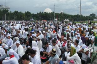 Survei LSI: Gerakan 212 Picu Naiknya Intoleransi di Indonesia