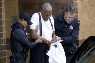Bill Cosby Dihukum Penjara 3-10 Tahun