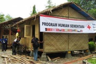 1.200 Barak Dibangun untuk 14.400 Warga Korban Gempa Palu
