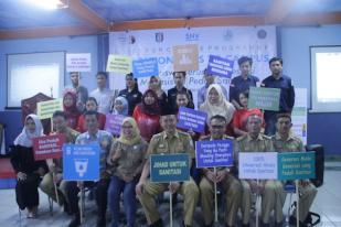 Sekitar 1,3 Juta Warga Lampung Belum Bertoilet Sehat